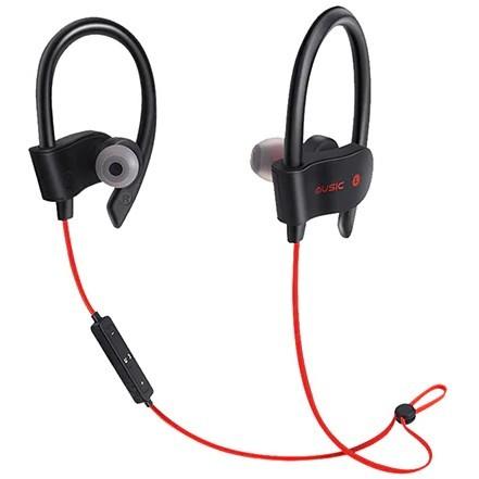 Casti Sport Alergare/Fitness Wireless, Stereo, Bluetooth V 4.2, Bass Profesional