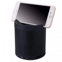 Boxa portabila Bluetooth Wireless, USB, TF Card, port auxiliar si suport pentru telefonul mobil,+cadou