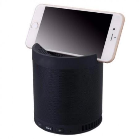 Boxa portabila Bluetooth Wireless, USB, TF Card, port auxiliar si suport pentru telefonul mobil,+cadou imagine techstar.ro 2021