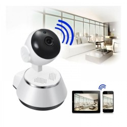 Camera Smart Wireless IP V380, HD. Model Q6S