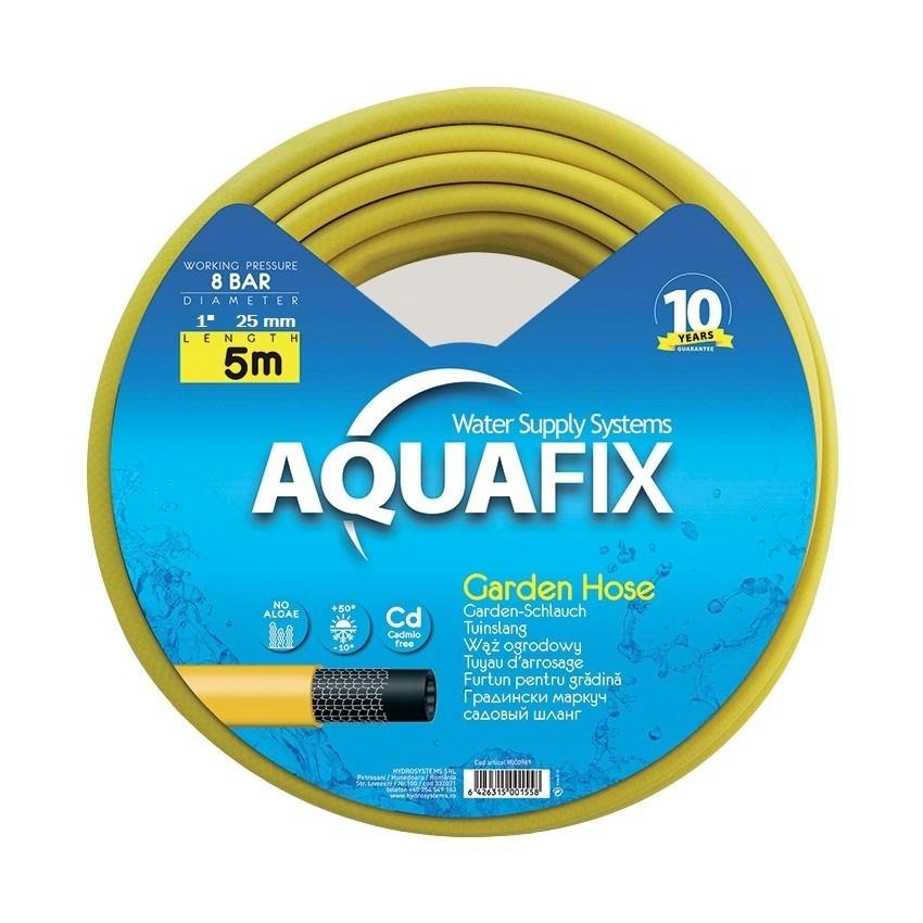 Furtun pentru gradina AquaFix 25mm (1'') (5m) imagine techstar.ro 2021