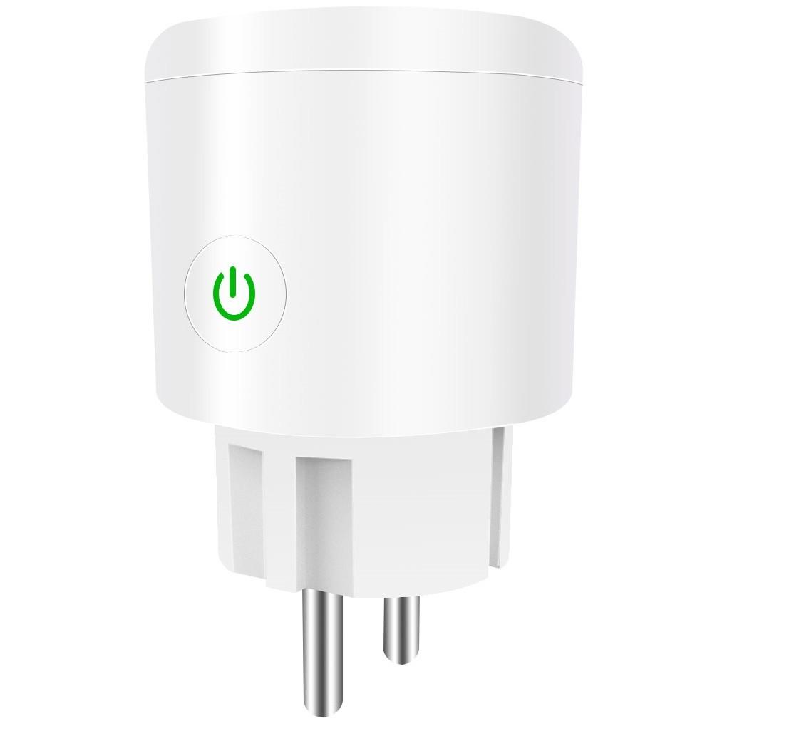 Priza Smart Techstar® M34, Wireless 2,4GHz, Smart Home, Google Home. Amazon Echo, Alexa imagine techstar.ro 2021