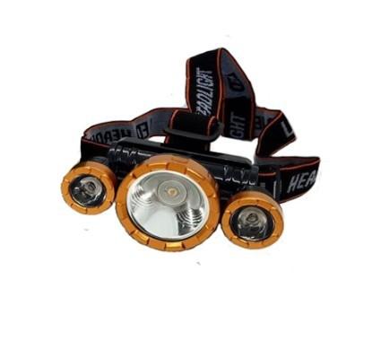 Lanterna frontala,Boruit, KJ-6867, Led 3 x CREE-XM-L T6 ,3000 Lumeni imagine techstar.ro 2021
