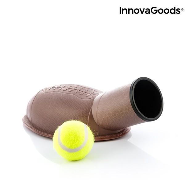 Lansator de mingi pentru caini Playdog INNOVAGOODS