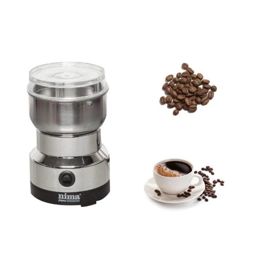 Rasnita electrica de cafea Nima NM-8300 imagine techstar.ro 2021
