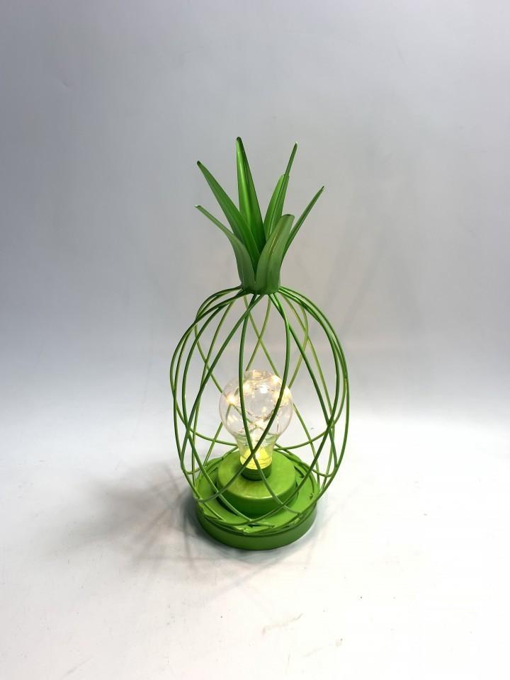 Lampa din fier forjat Verde poza 2021