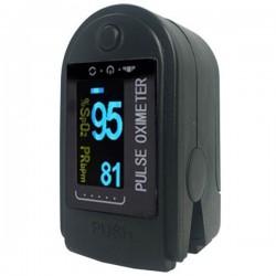 Pulsoximetru digital iUni H8, Indica nivelul de saturatie a oxigenului din sange, Rata pulsului
