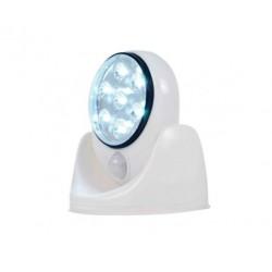 Set 2 lampi fara fir cu senzor de miscare 360 grade si 7 led-uri