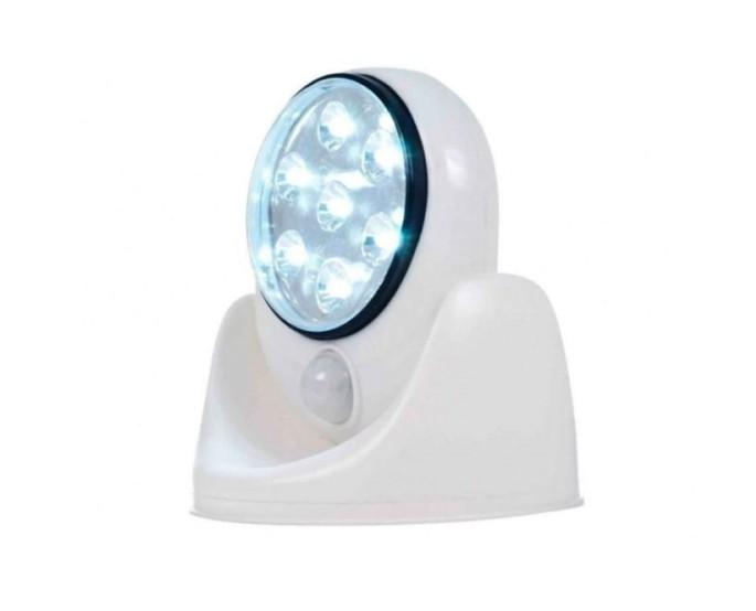 Set 2 lampi fara fir cu senzor de miscare 360 grade si 7 led-uri imagine techstar.ro 2021