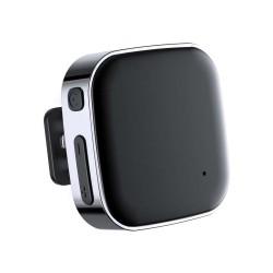 Receptor Bluetooth Techstar® J21, Wireless, Bluetooth 5.0, AUX Out, Acumulator, Clips Prindere