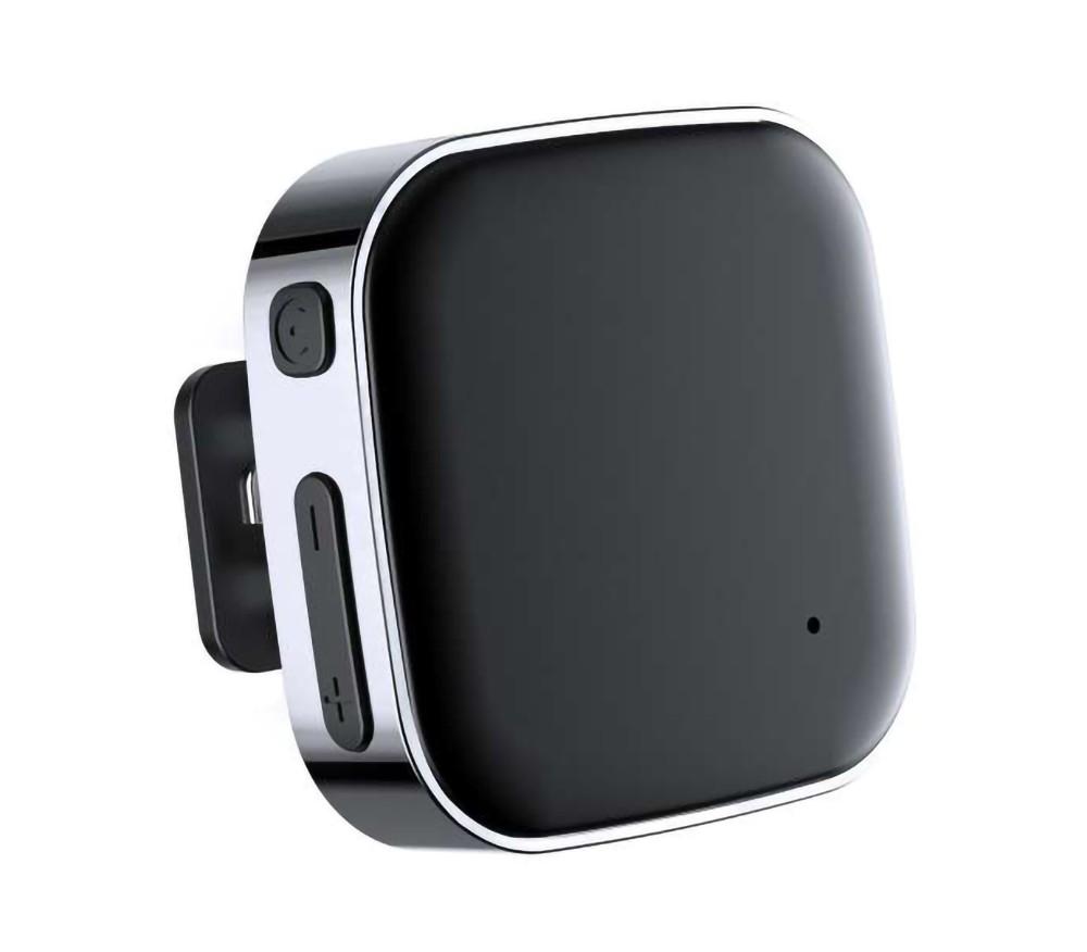 Receptor Bluetooth Techstar® J21, Wireless, Bluetooth 5.0, AUX Out, Acumulator, Clips Prindere imagine techstar.ro 2021