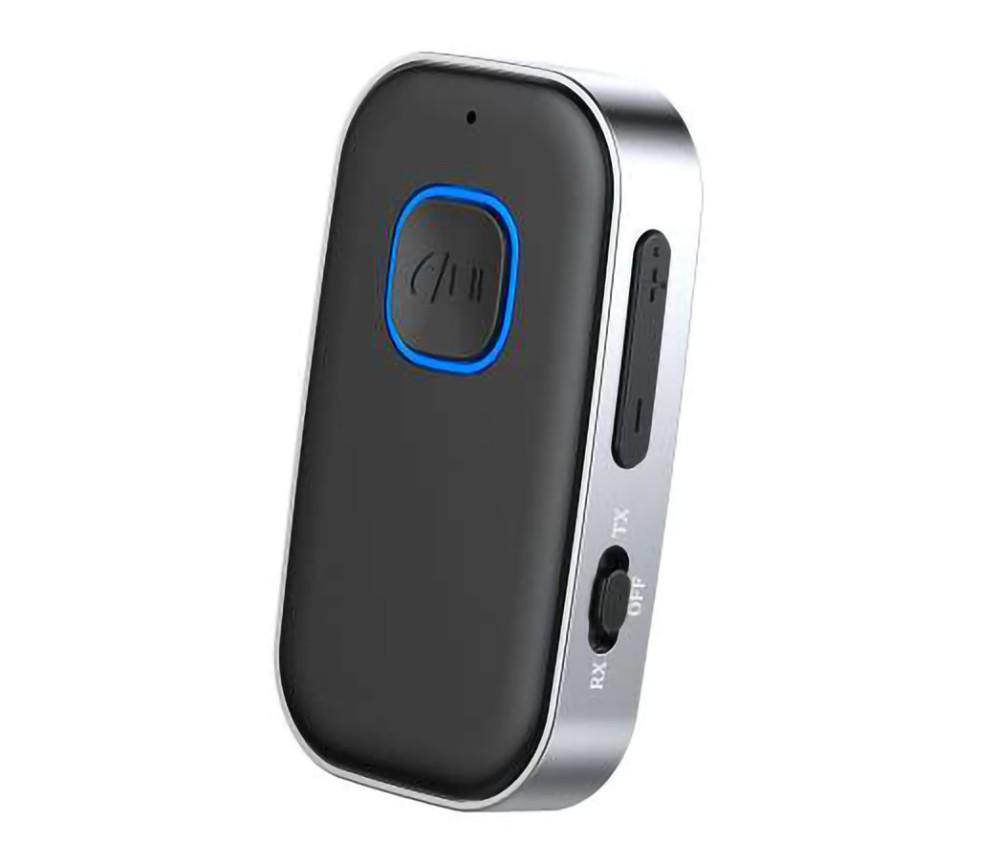Receptor Bluetooth Techstar® J23, Wireless, Bluetooth 5.0, AUX Out, Acumulator imagine techstar.ro 2021