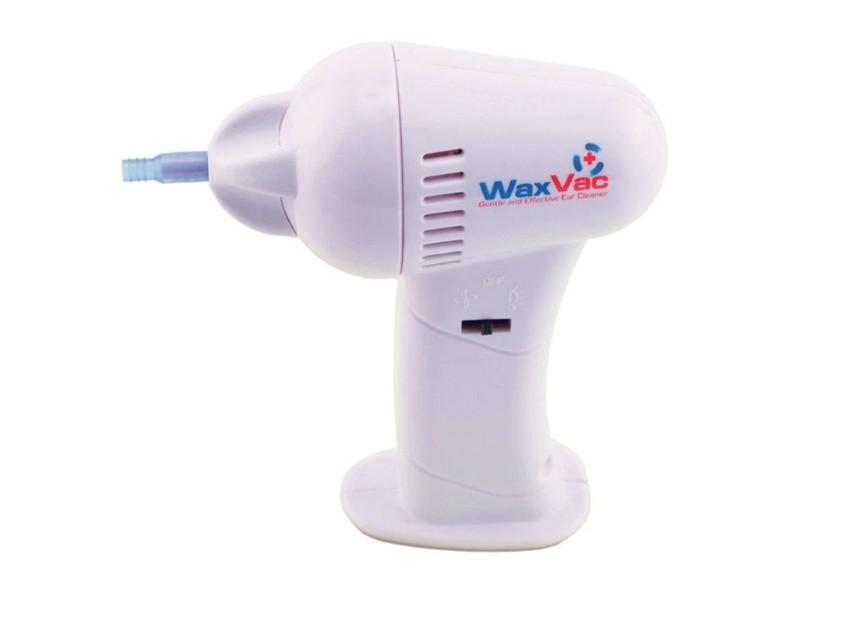 Aparat cu vacuum pentru curatarea urechilor cu 4 capete, model Wax Vac imagine techstar.ro 2021