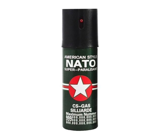 Spray de autoaparare cu piper Nato poza 2021