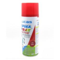 SEP Spray vopsea lemn si metal, Rosu 250, 400 ml + CADOU