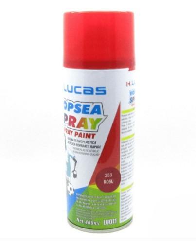 SEP Spray vopsea lemn si metal, Rosu 250, 400 ml + CADOU imagine techstar.ro 2021