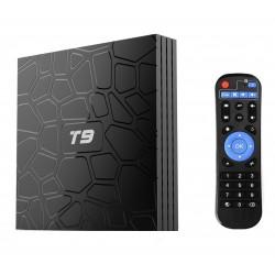 Mini PC TV Box T9 Android 8.1 UltraHD 4k, 2GB Ram DDR3, 16GB ROM, Wi-fi, Quad-Core CPU, Octa-Core GPU