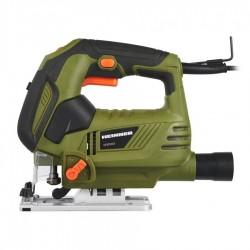 Fierastrau vertical Heinner UFEV011, 550 W, 3000 RPM, 65 mm adancime taiere in lemn, 6 mm adancime taiere otel