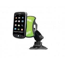 Suport auto GripGo unioversal pentru telefoane, GPS, tablete cu rotire 360 grade