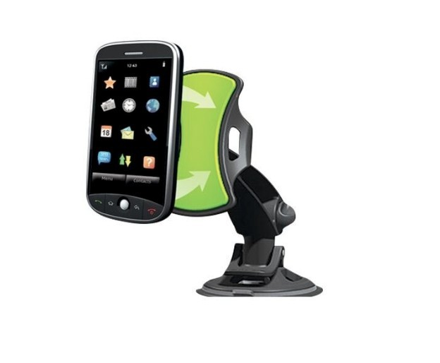 Suport auto GripGo unioversal pentru telefoane, GPS, tablete cu rotire 360 grade imagine techstar.ro 2021