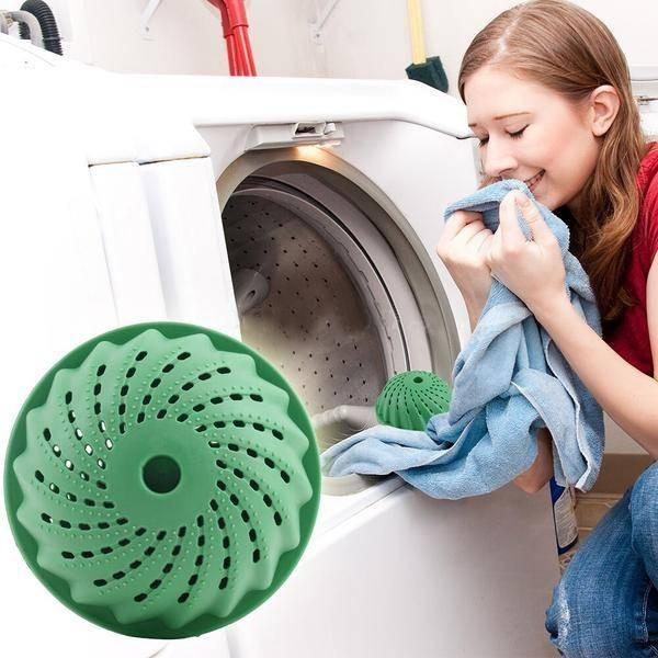 Set 2 Bile pentru spalat fara detergent imagine techstar.ro 2021