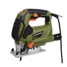 Fierastrau pendular Heinner VFEP003, 810 W, 3000 RPM, 80 mm adancime taiere in lemn, 10 mm adancime taiere in