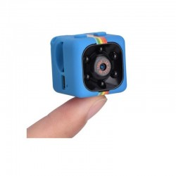 Mini Camera Video Cop Cam, HD 1.3 Mpx, 1280x720p