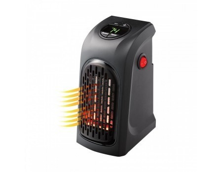 Aeroterma Portabila Handy Heater, 400W, Termostat Adjustabil, Programare pana la 12 Ore imagine techstar.ro 2021