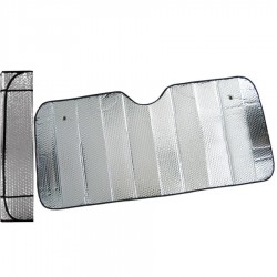 Parasolar auto Automax, 150x80 cm, design holografic