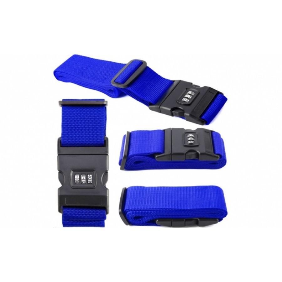Centura de siguranta cu cod pentru bagaje imagine techstar.ro 2021