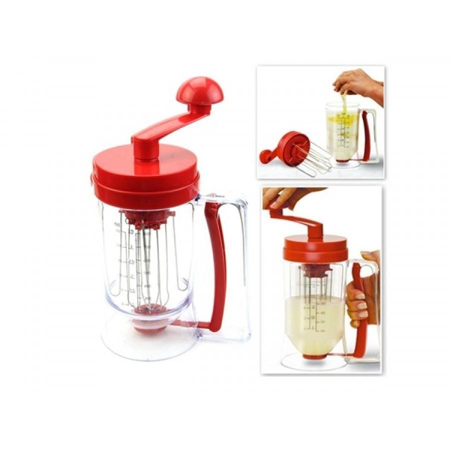 Mixer pentru clatite si prajituri