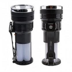 Lanterna cu LED, incarcare solara sau la priza