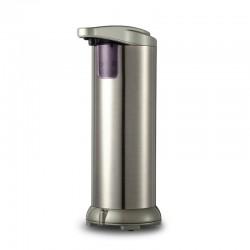 Dispenser Dozator De Sapun Lichid, Metalic, Cu Senzor, Capacitate 280 ML