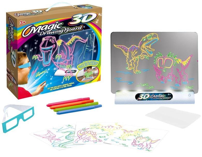Tabla Pentru Desen 3D imagine