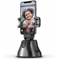 Suport Smart pentru telefon cu fotografiere automata si rotire 360 de grade imagine techstar.ro 2021