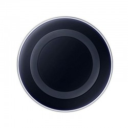 Incarcator wireless QI Edman W92, Universal, negru+cadou