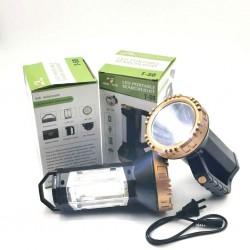Lanterna Profesionala LED 5W,Cob Led, slot USB, 220V T50,Putere Extrema