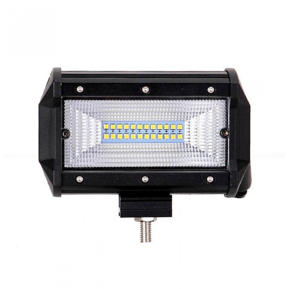 Proiector LED Bar, Off Road, patrat, 72W, 13cm imagine techstar.ro 2021