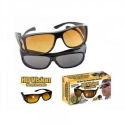 Set 2 perechi ochelari HD Vision + Aparat de tuns