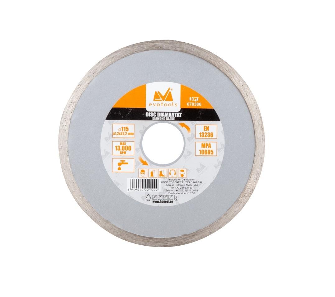 Disc Diamantat Ud 5263 ETS Diametru 125mm imagine techstar.ro 2021