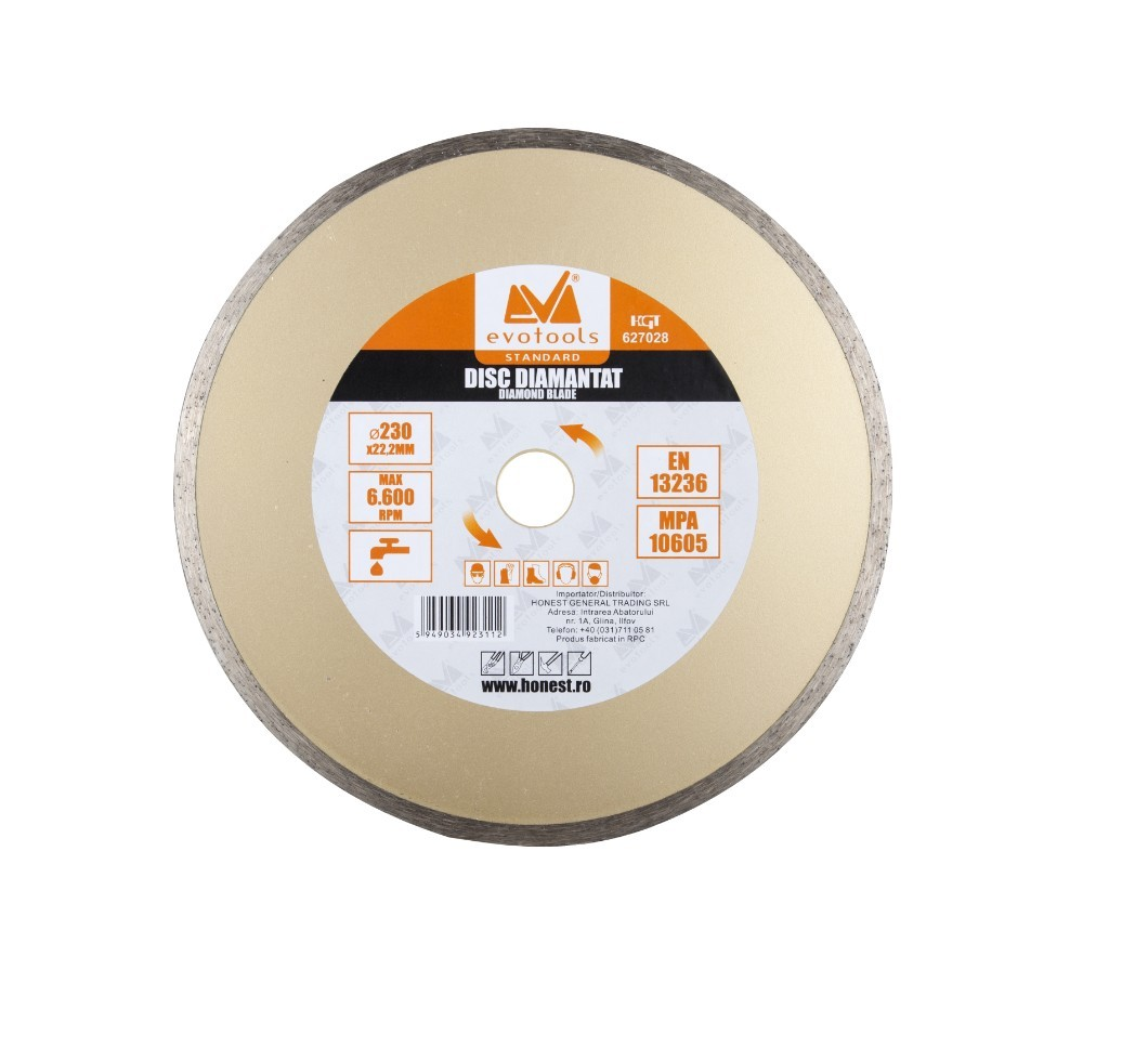 Disc Diamantat Ud ETS Diametru 115mm imagine techstar.ro 2021