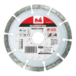 Disc Diamantat ET(R) (Uscat) Evotools - Diametru: 125 mm