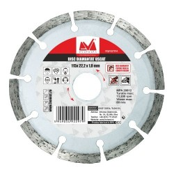 Disc Diamantat Uscat 230mm