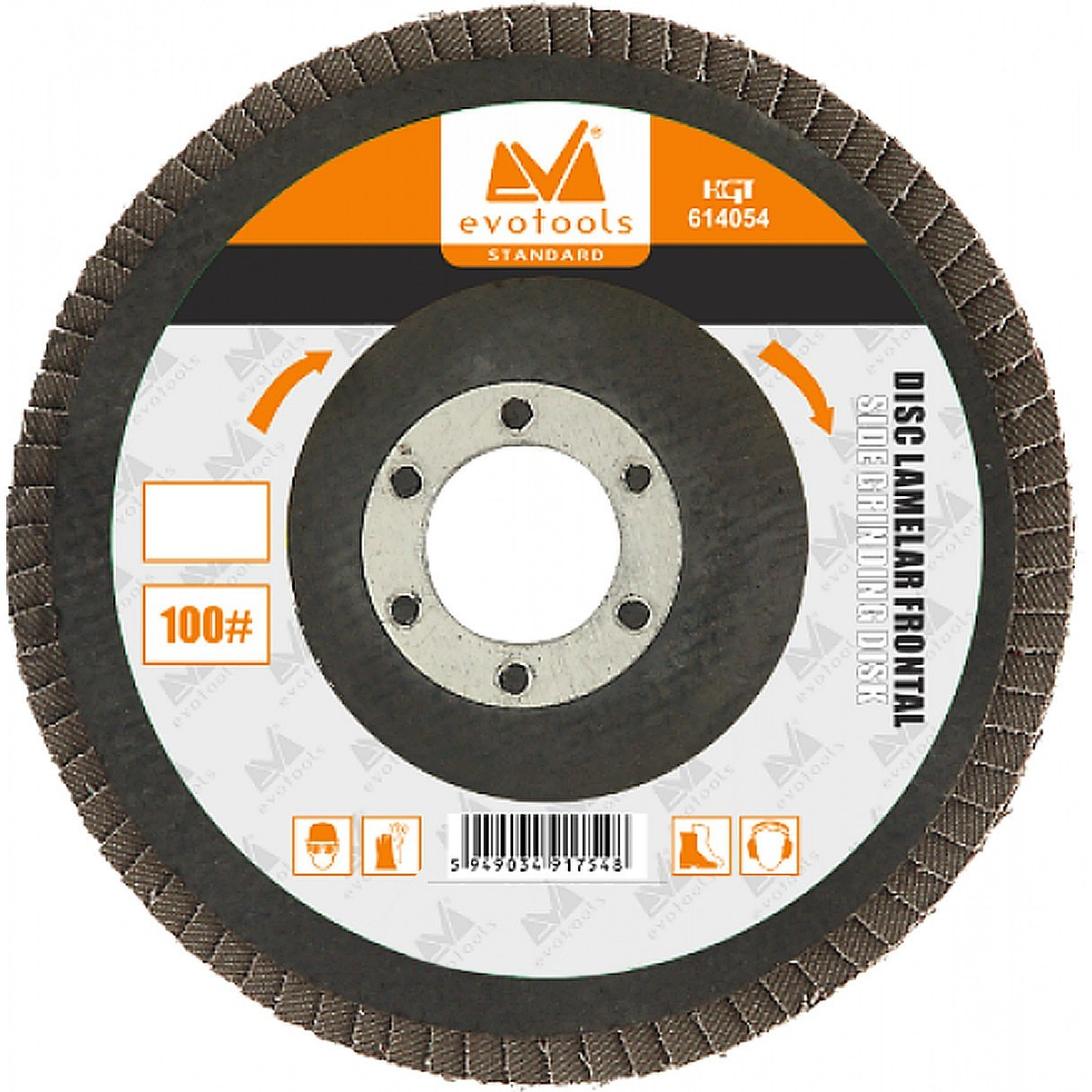 Disc lamelar frontal, D: 115 mm, G: 80 imagine techstar.ro 2021