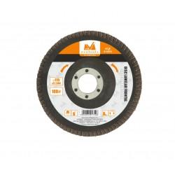 Disc Lamelar Frontal Diametru 115mm, Granulatie 100
