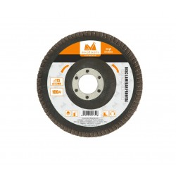 Disc Lamelar Frontal Diametru 125mm, Granulatie 100