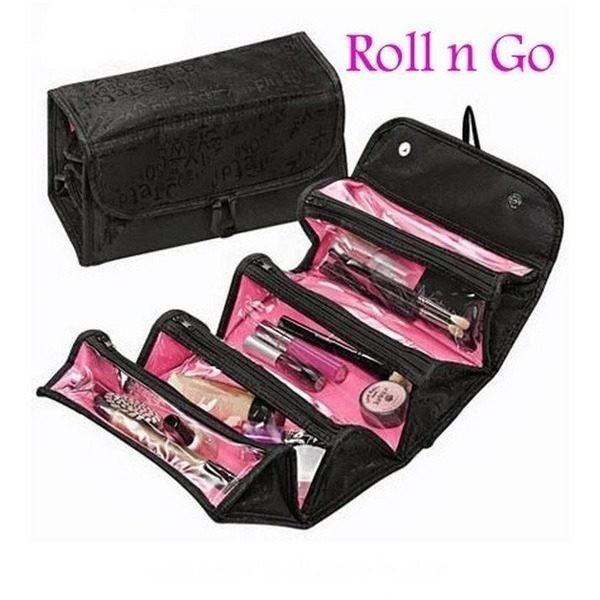 Set 2 x Organizatoare Pentru Cosmetice Roll N Go