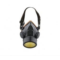 Masca de Protectie EP-50273, Anti Praf, Anti-Poluare, cu un Filtru de Carbon Activ + Ochelari Cadou