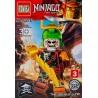 Mini Figurina de Tip Lego Ninjago The Double LUNO