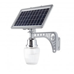 Lampa Led cu Incarcare Solara 5W